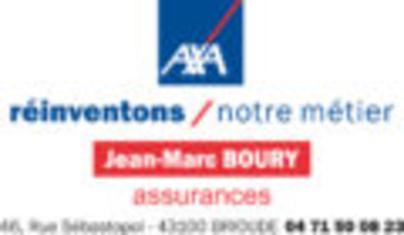 AXA boury