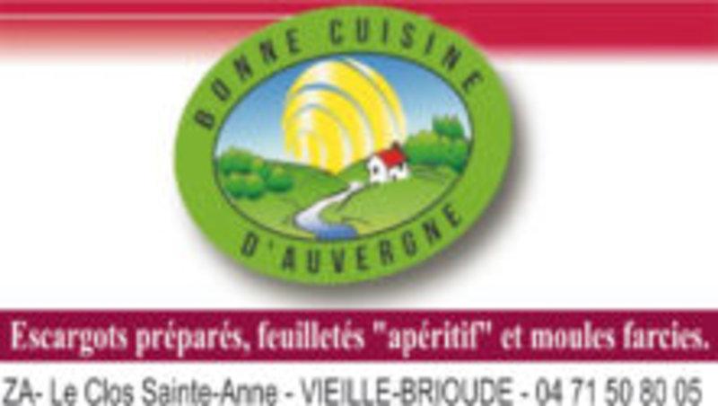 Bonne cuisine Auvergne