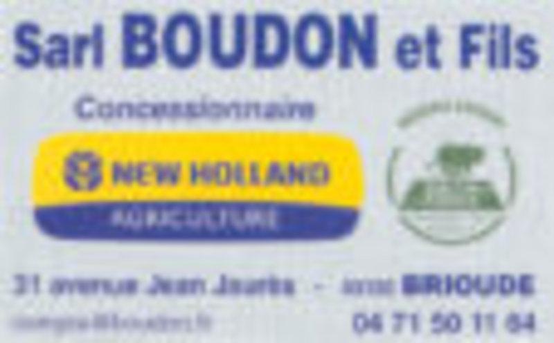 Sarl Boudon et fils