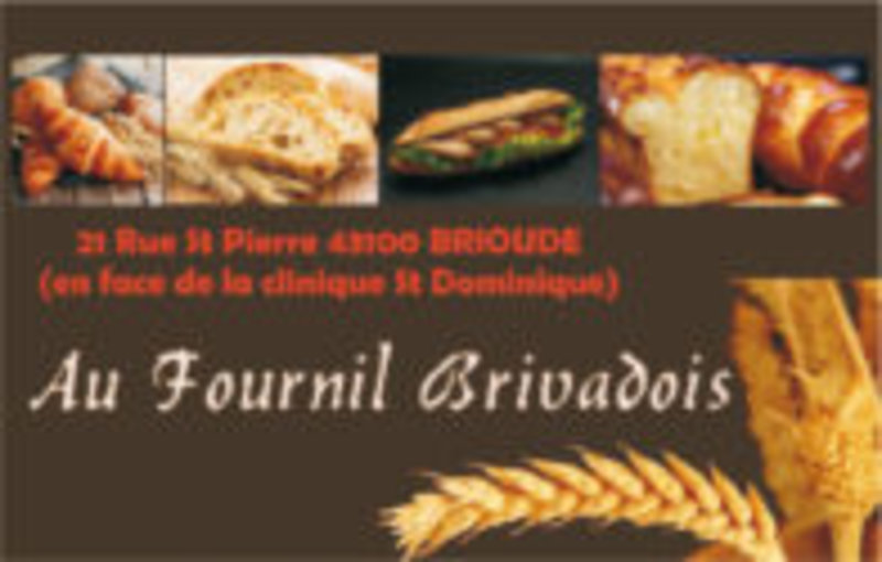 Au fournil Brivadois