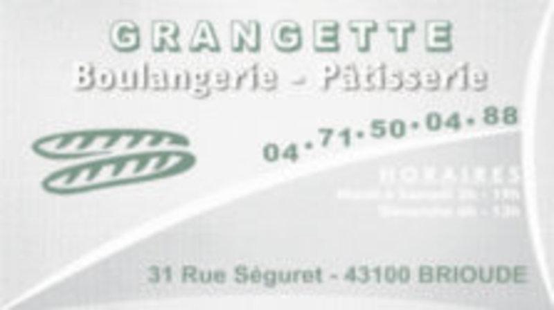 Grangette Boulangerie