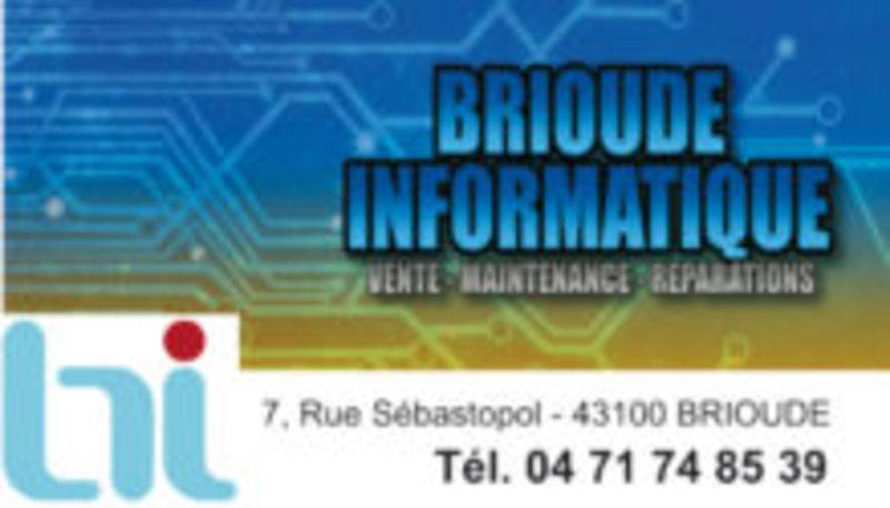 Brioude Informatique