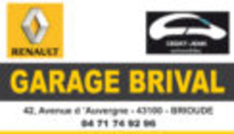 Garage Brival Renault