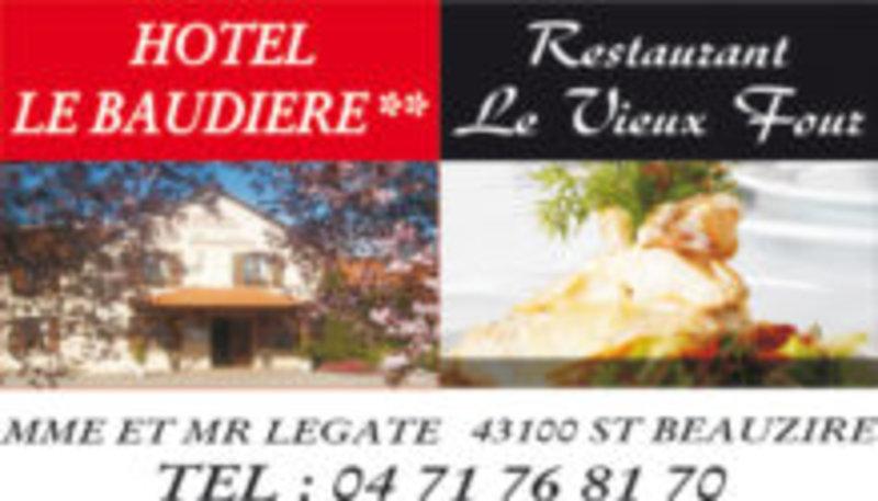 Hotel de la Baudière
