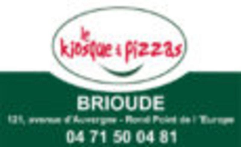 Le kisoque à Pizzas Brioude