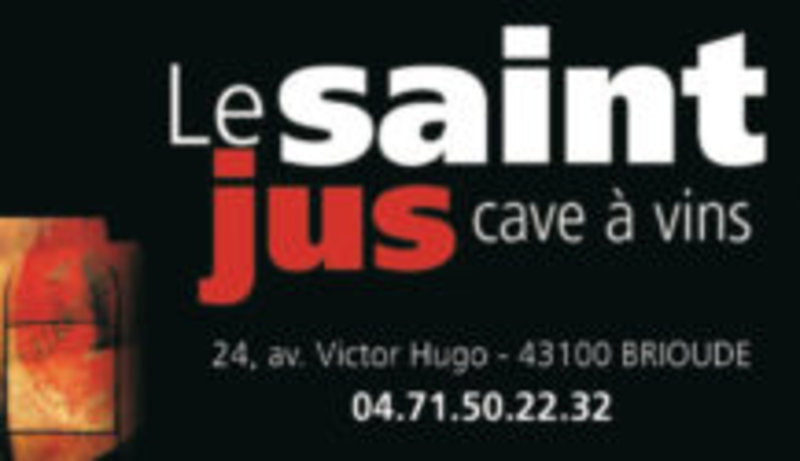 Le saint jus cave à vins