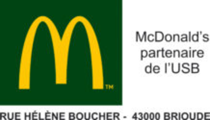 Mc Donald's Brioude