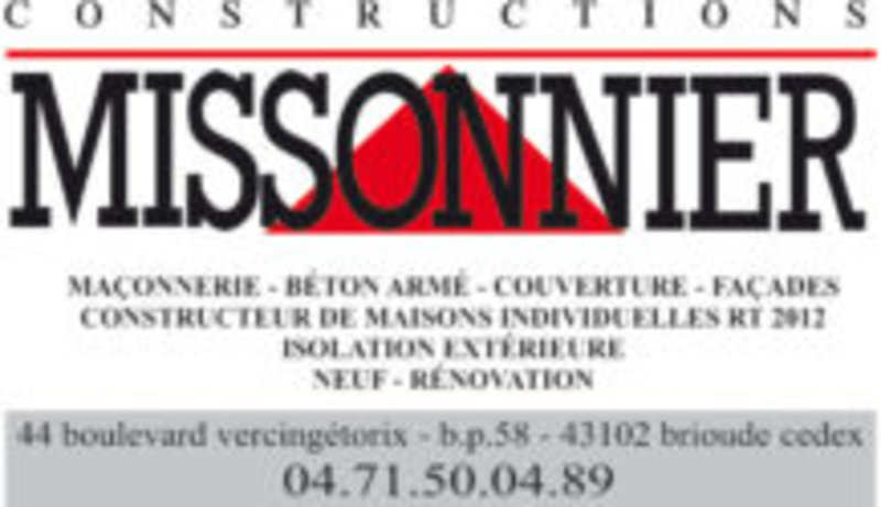Construction Missonnier