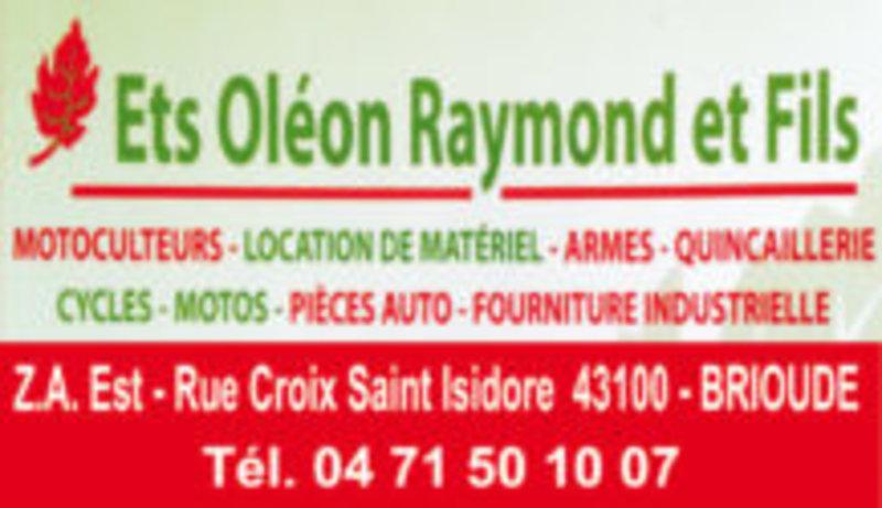 Oléon Raymond et Fils