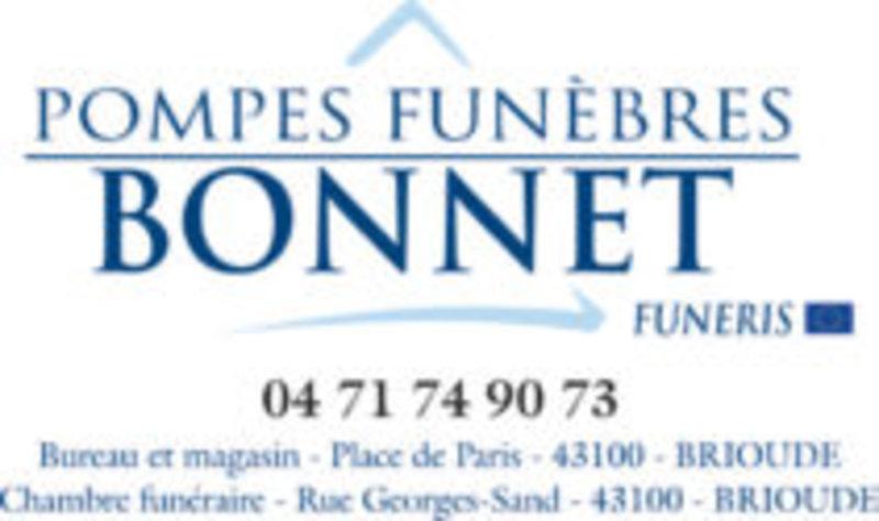 Bonnet pompes funèbres