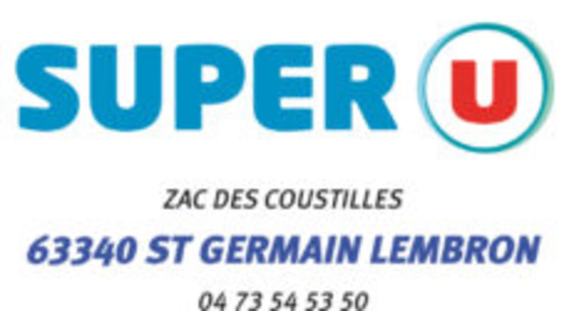 Super U St Germain Lembron