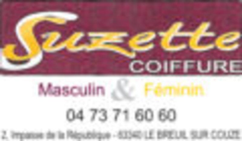 Suzette coiffure