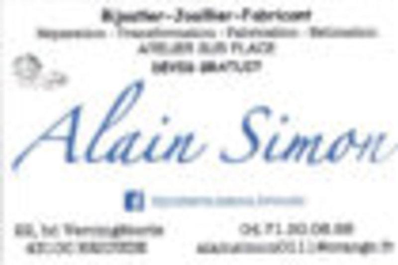 Alain Simon bijouterie