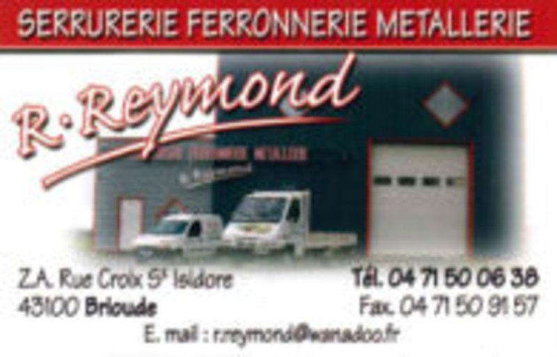 Serrurerie Reymond