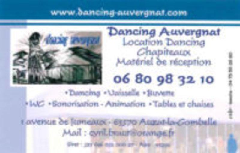 Dancing Auvergnat